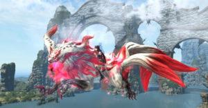 Final Fantasy 14: Как получить маунта Камуи Девятихвостого
