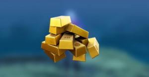 Fortnite: как получить больше золотых слитков в 7 сезоне