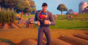 Fortnite: как открыть новый скин Супермена (7 сезон)
