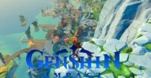 Genshin Impact: Гайд по геокулусу Лиюэ — Лиша и Море облаков