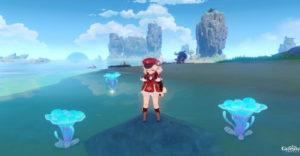 Genshin Impact: где найти морскую ганодерму (и для чего они нужны)