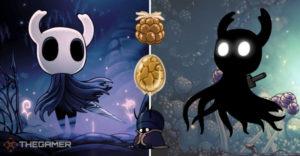 Hollow Knight: как получить прогорклые яйца