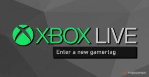Как изменить свой тег игрока на Xbox