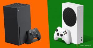 Как поделиться игрой на консолях Xbox One и Series S / X
