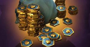 Как получить древние монеты в Sea of Thieves