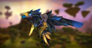 Как получить летающие средства передвижения в WoW: Burning Crusade Classic