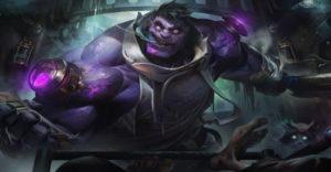 Как использовать новые способности доктора Мундо в League of Legends