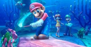 Mario Golf: веб-сайт Super Rush — где найти все пять секретных отверстий