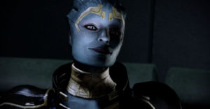 Mass Effect 2: Как развлечься Моринт