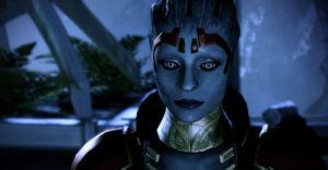 Mass Effect 2: Романтика Самары