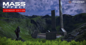 Mass Effect: Как активировать Протеанские руины на Элетании