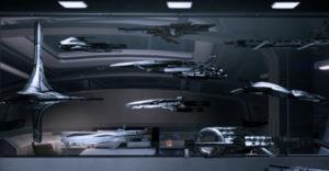 Mass Effect Legendary Edition: как собрать все модели кораблей