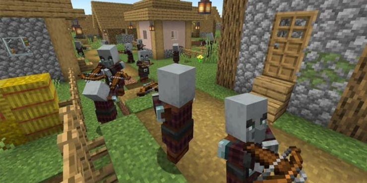 Minecraft: все, что вам нужно знать о рейдах