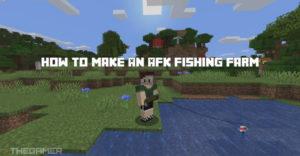 Майнкрафт: Как сделать рыболовную ферму AFK