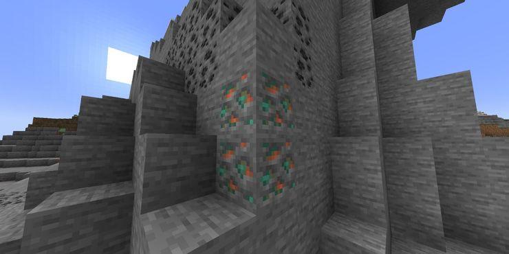 Майнкрафт: где найти медь и как ее использовать