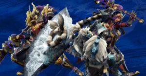 Monster Hunter Rise: как изменить внешний вид оружия Rampage