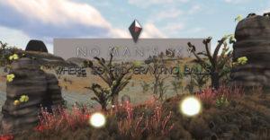 No Man's Sky: как получить шары гравитино