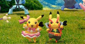 Pokémon Go: как подготовиться к фестивалю Go Fest 2021