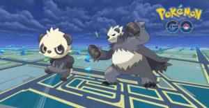 Pokemon GO: как превратить Панчама в Пангоро
