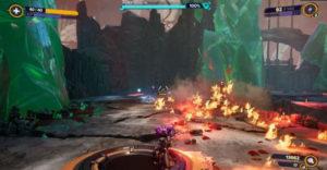 Ratchet & Clank: Rift Apart – Найдите пропавшего шеф-повара.