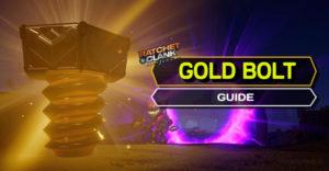 Ratchet & Clank: Rift Apart: Руководство по золотым болтам