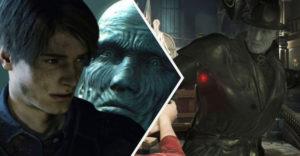 Resident Evil 2: Как избежать Мистера Икс