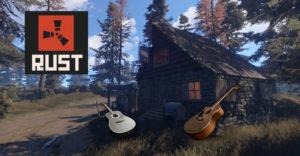 Rust: как играть на акустической гитаре