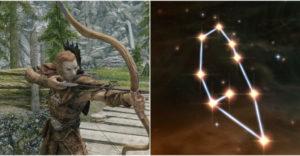 Skyrim: все перки для стрельбы из лука, рейтинговые
