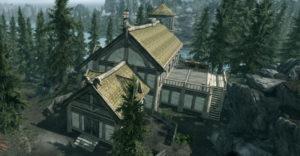 Skyrim: руководство по жилищам Hearthfire