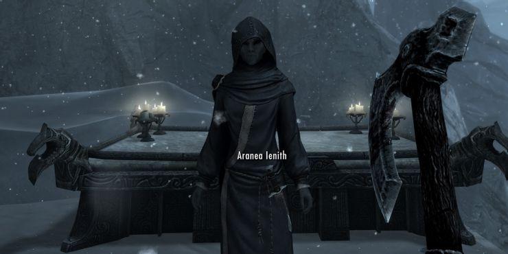 Skyrim: Прохождение квеста Черная звезда