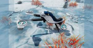 Subnautica: Below Zero – Как построить снежную лисицу