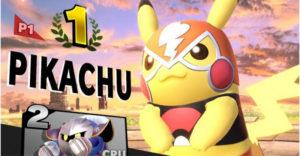Super Smash Bros Ultimate: Гайд по Пикачу