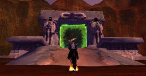 Где найти Темный портал в WoW: Burning Crusade Classic