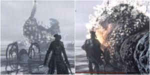 Bloodborne: советы по победе над Ромом, Пустым пауком