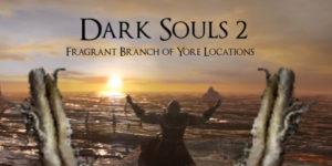 Dark Souls 2: Как найти ароматную ветвь прошлого