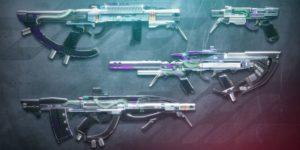 Destiny 2: каждое новое оружие в сезоне Splicer