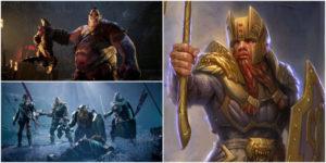 Dungeons & Dragons: Dark Alliance — 10 лучших подвигов Бруенора, рейтинговые