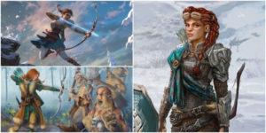 Dungeons & Dragons: Dark Alliance — Лучшие комплекты брони для Кэтти-Бри, рейтинговые