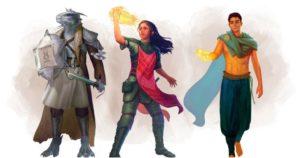 Dungeons & Dragons: все официальные подклассы монахов, ранговые