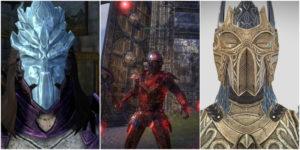 Elder Scrolls Online: лучшие комплекты брони для рыцарей-драконов