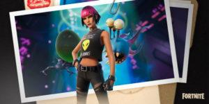 Fortnite: как заразиться инопланетным паразитом и поговорить с Санни