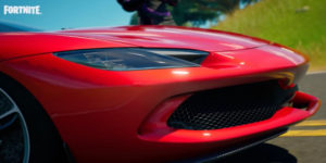 Fortnite: как достичь максимальной скорости на Ferrari 296 GTB (расположение Ferrari)