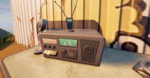 Fortnite: где взаимодействовать с радиостанциями CB (испытание пятой недели)