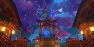 Genshin Impact: все глубины и ключевые места святилища Инадзума