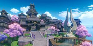 Genshin Impact как добраться до Инадзумы