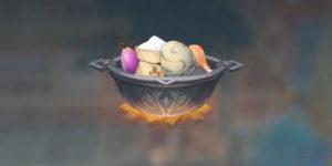 Genshin Impact: как поделиться блюдом, которое вы сделали с Чоджи