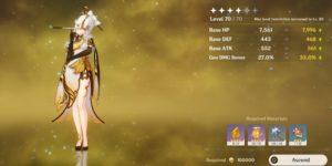 Genshin Impact: Вознесение Нингуана и материалы для талантов