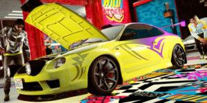 GTA Online: лучший автомобильный магазин в Los Santos Tuners