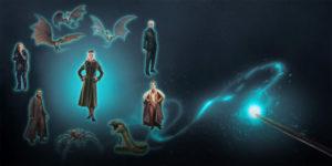 Harry Potter Wizards Unite — задания и награды события «Все опасающиеся противники»