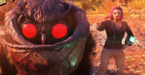 Как найти (и убить) Человека-мотылька в Fallout 76